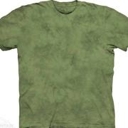 Однотонная футболка Frog