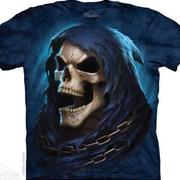 Футболка с изображением черепов Reaper Last Laugh