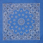 Бандана Ярко-Синяя