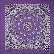 Бандана Фиолетовая