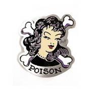 Ременная пряжка Poison