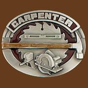 Ременная пряжка Carpenter