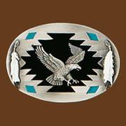 Ременная пряжка Eagle