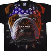 Футболка с собакой Tuff Dog