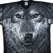 Футболка с волком Arctic Wolf