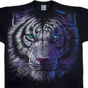 Футболка с тигром White Tiger