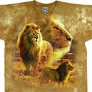 Футболка со львом Lion Pride