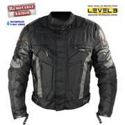 Текстильная мотокуртка Extreme Jacket
