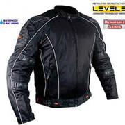 Текстильная мотокуртка Armor Jacket