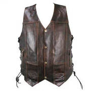 Жилет Buffalo Leather Vest