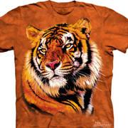 Футболка с тигром Power & Grace