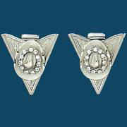 Silver Hat Swarovski Crystals