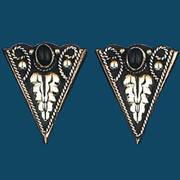 German Silver Onyx