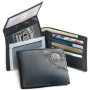 Wallet Metal Log