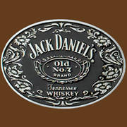 Jack Daniels No. 7 Oval