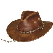 Кожаная шляпа Chincord