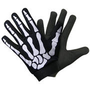 Skeleton Motorcycle Gloves