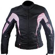 Текстильная мотокуртка Vented Motorcycle Jacket