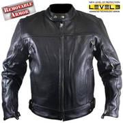 Кожаная мотокуртка Buffalo Motorcycle Jacket