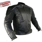 Armored Biker Jacket