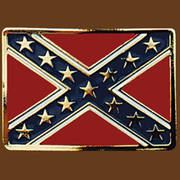 Confederate Flag Gold