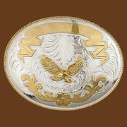 Ременная пряжка German Silver Eagle Trophy