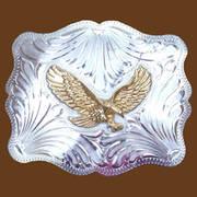 Ременная пряжка German Silver Eagle