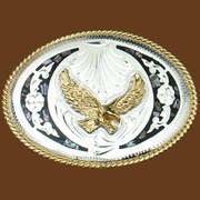 Abalone German Silver Eagle
