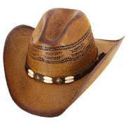 Соломенная шляпа Brockway