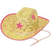 Шляпа Детская Sherrif Pink