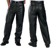 Кожаные штаны Xelement Classic Leather Pants
