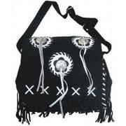 Western Handbag Black