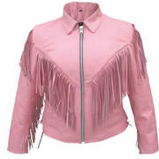 Ladies Pink Jacket