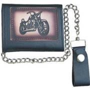 Кошелек / бумажник Wallet Motorcyel logo
