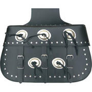 Мотокофра Saddlebag Silver Conchos