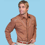 Style Western Brown