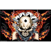 Флаг Dead Man Skull Flag