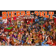 Флаг Bar Scene Biker Flag