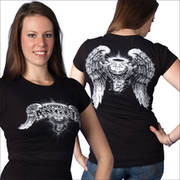Ladies Asphalt Angel