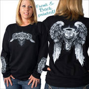 Asphalt Angel Double–Sided