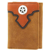 Star Leather Wallet