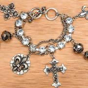 Браслет Chain Charm Bracelet