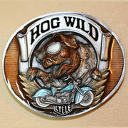 Hog Wild Buckle