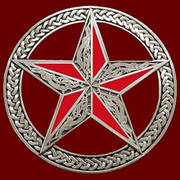 Celtic Nautical Star