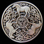 Аксессуар Three Horse Celtic