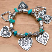 Heart TQ Charm