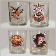 Сувенир / Подарок 101 Yr Anniversary Shot Glass Set