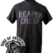 Футболка Reaper Crew Sons of Anarchy
